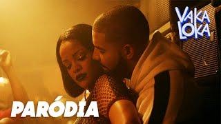 Rihanna ft. Drake - Work (Paródia/Redublagem)