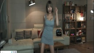bj이설♥아이돌 댄스커버의 끝판왕! (어제자 최신영상!)/ korean girl good night kiss dance cover