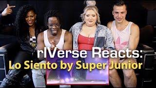 rIVerse Reacts: Lo Siento by Super Junior (feat. Leslie Grace) - M/V Reaction
