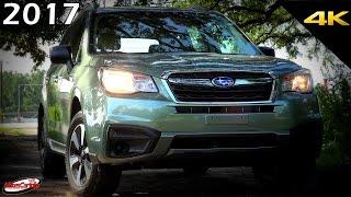 2017 Subaru Forester 2.5i - Ultimate In-Depth Look in 4K