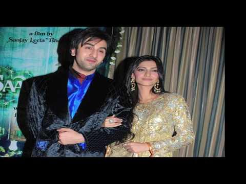Ranbir Kapoor & Sonam Kapoor Hot Romance
