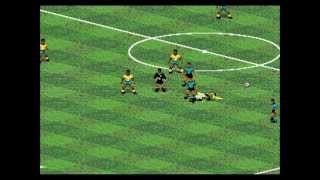 Fifa International Soccer (Mega Drive/Genesis, 1993)