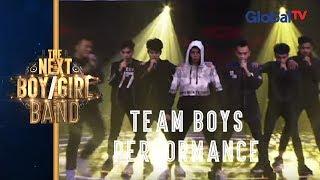 Kereeenn!!! Perform Super Hot Team Boys Bawain