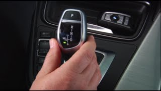 Electronic Gear Shift Sport Mode | BMW Genius How-To