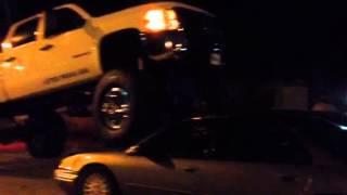 Onebadchad crushing cars
