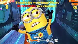 Despicable Me - Minion Rush - Minion game level 100 Anti-Villain League - Minion cartoon
