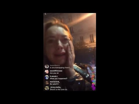 Xxx Mp4 Woman Strikes Lindsay Lohan Live On Instagram During 'attempted Kidnapping' 3gp Sex