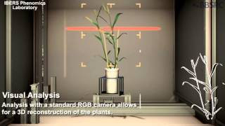 Sci-fi plant science centre animation HD
