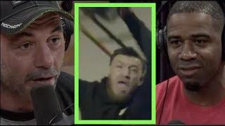 Will Harris Filmed the Infamous Conor McGregor Bus Video   Joe Rogan