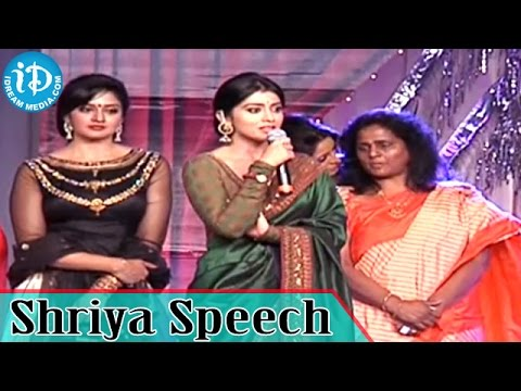 Shriya Saran Speech @ Womaania Ladies Night | New Jersey