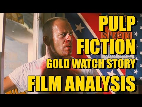 Xxx Mp4 PULP FICTION GOLD WATCH STORY Film Analysis By Rob Ager 3gp Sex