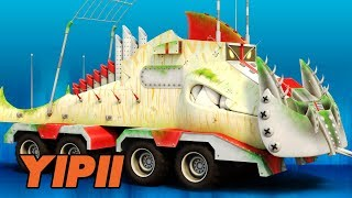 Yippii  |  Truck For Kids | Carnage Crew | Truck Videos | Crypto Trucks