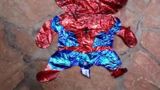 spiderman Inflating Foil Balloon-from gearbest