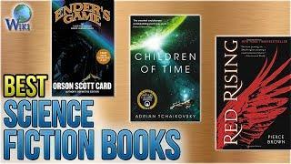 10 Best Science Fiction Books 2018