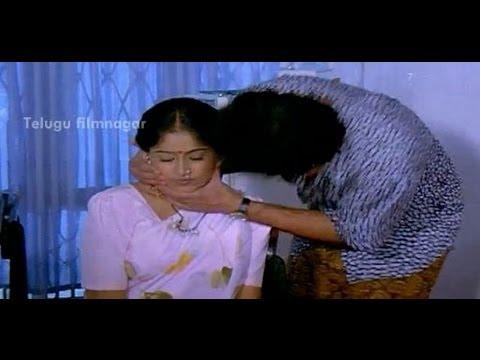 Suman Making Love With Vijayashanthi - Mondi Mogudu Penki Pellam Scenes - Suman, Vijayashanthi