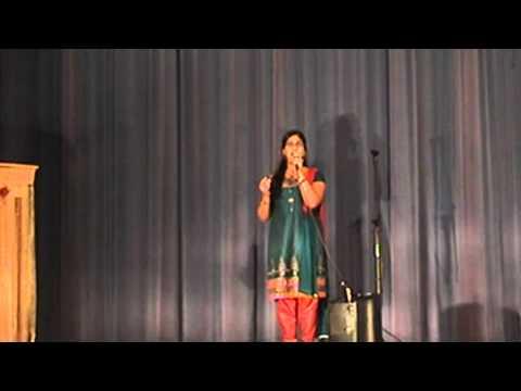 Nee Sigade BaLondu BaaLe KrishNa by Anusha at NEKK's Ratna Mahotsava Celebration