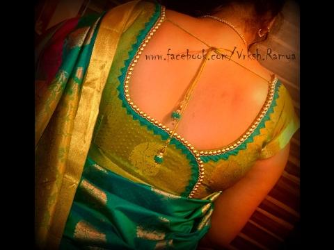 Xxx Mp4 Latest Saree Blouse Designs For Silk Sarees 3gp Sex