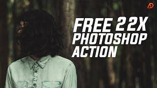 Photoshop Action Set(22x) Free Download