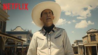 The Ballad of Buster Scruggs | المقدّمة الرسميّة [HD] | Netflix