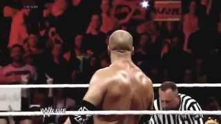 Roman Reigns Spears Triple H Promo