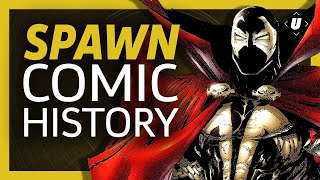The Comic Book History Of Spawn