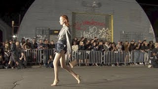 Alexander Wang | Spring Summer 2018 Full Fashion Show | Exclusive