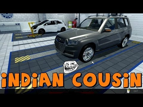 Xxx Mp4 Tomcat S Indian Cousin Plays Car Mechanic Simulator 2014 3gp Sex
