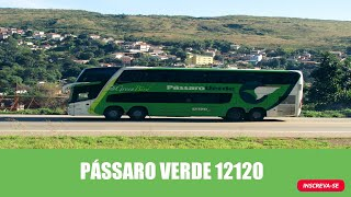 Pássaro Verde 12120 , Scania K420