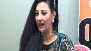 """فيتو- صافيناز: أحمد عز فتى أحلامى..وأحلم بالزواج من """"شاروخان"""""""