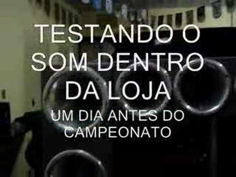 Celta Pesadão Som & Acessórios CAMPEÃO BRASILEIRO