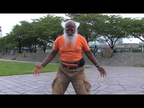 Thimmaiah Teaches Tiger Breathing in HD