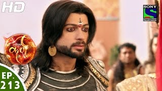 Suryaputra Karn - सूर्यपुत्र कर्ण - Episode 213 - 11th April, 2016