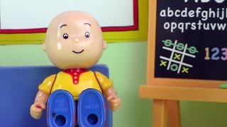 Caillou and Friends Visit Kindergarten for Storytime 📚🏫 | Caillou Full Episodes ADVERTISEMENT