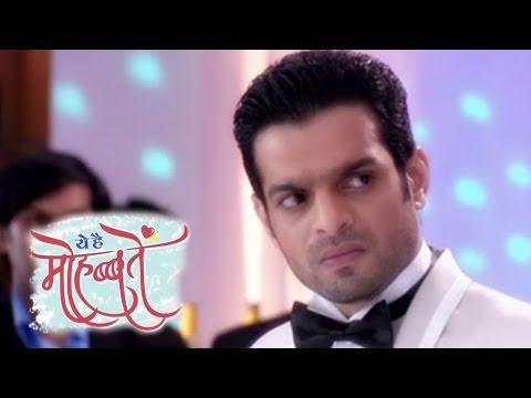 Yeh Hai Mohabbatein  Raman AKA Karan Patel STOPS Shooting On The Sets  SHOCKING