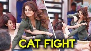Urvashi Rautela FIGHT In Public | Mansha Telefilms