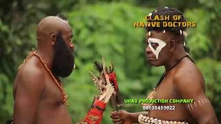 CLASH OF NATIVE DOCTORS - NIGERIAN NOLLYWOOD 2018 LATEST MOVIE | YOUTUBE MOVIES