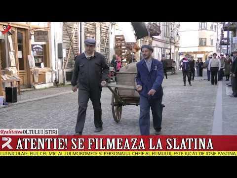 Xxx Mp4 Atenție Se Filmează La Slatina Orașul Vechi Platou Pentru Moromeții 2 3gp Sex