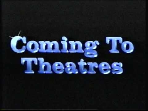 Fly in Coming to Theatres logo