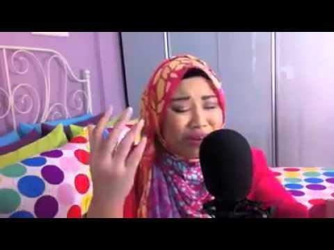 Indonesian girl sing paano kung wala ka na