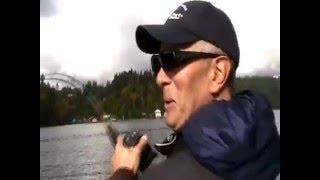 Colvos Coho - Washington State Salmon fishing10-23-11.