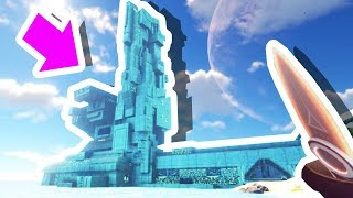 EXPLORING THE ALIEN BASE!!! (Subnautica #8)