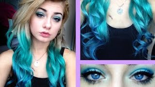 Get Ready With Me: Ombre Edition! | HeyThereImShannon