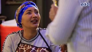 الفاعل منو الاكل العجوة -  مسلسل دبل اكس لارج - الحلقة 03 - رمضان 2018