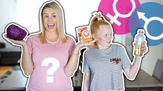 TRYiNG 34 OLD WiVES GENDER PREDiCTiON TESTS! 👶