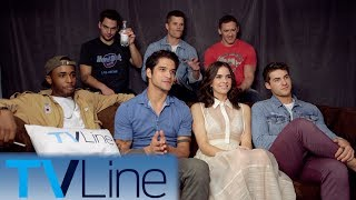 Teen Wolf Interview | Comic-Con 2017 | TVLine