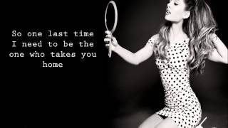 One Last Time - Ariana Grande (LYRIC VIDEO)