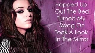 Cher Lloyd Turn My Swag On (Lyrics On Screen)