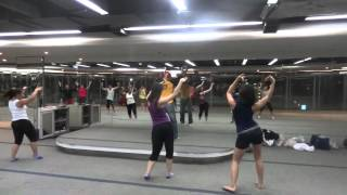 San Sanana Part1 Choreographed by Master Nareen in Sep.'12