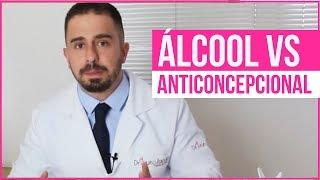 ÁLCOOL TIRA EFEITO DO ANTICONCEPCIONAL? SERÁ VERDADE? - DR BRUNO JACOB