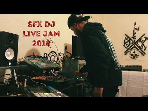 SFX DJ LIVE HARDTECHNO JAM